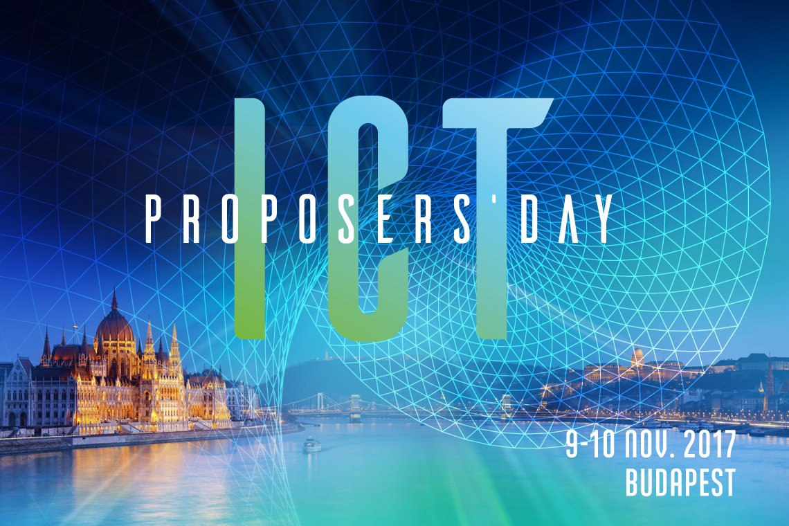 ICT Proposer's Day 2017 Budapest Trust-IT Services Ltd SpeakNGI