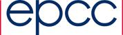 EPCC -  Edinburgh Parallel Computing Centre