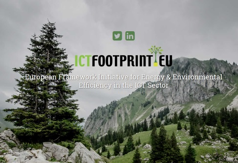 Ictfootprint Eu European Framework Itiative For Energy