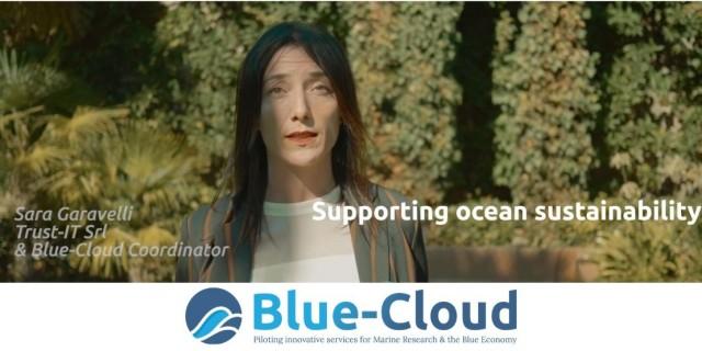 Blue-Cloud kick-off meeting video