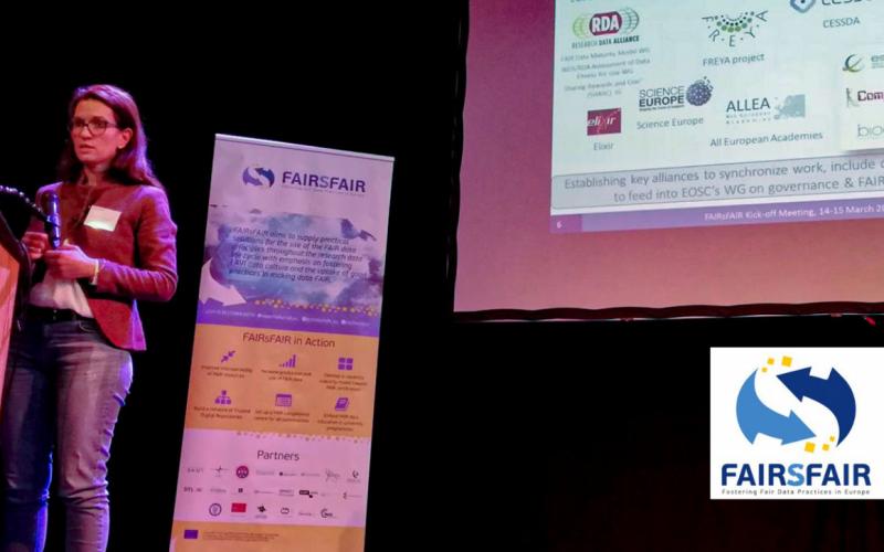 FAIRsFAIR Fostering Fair Data Practices in Europe
