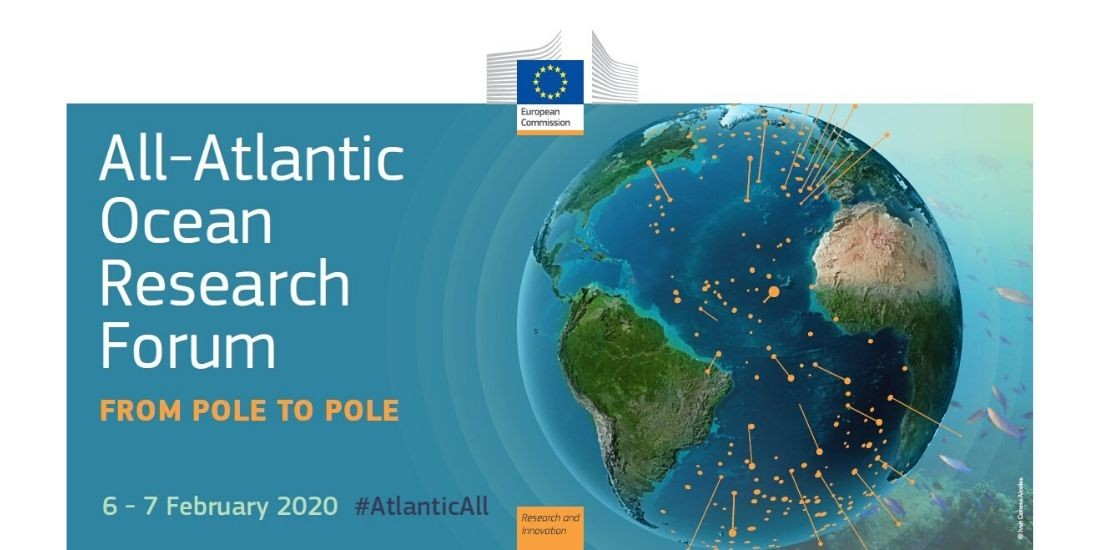 Trust-IT at the All-Atlantic Ocean Research Forum with Blue-Cloud